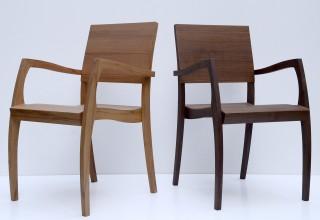 RANK szék kkarfával