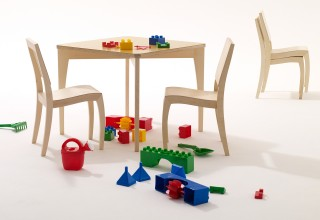 SIXKID Kindertisch
